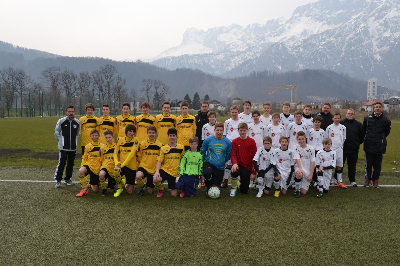C Jugend BSC Suheim - JFG Oberes Rottal