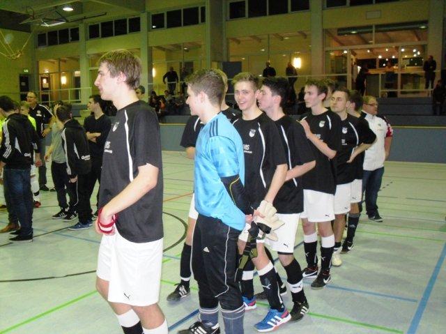 A Jugend älterer Jahrgang Inn Cup 2014