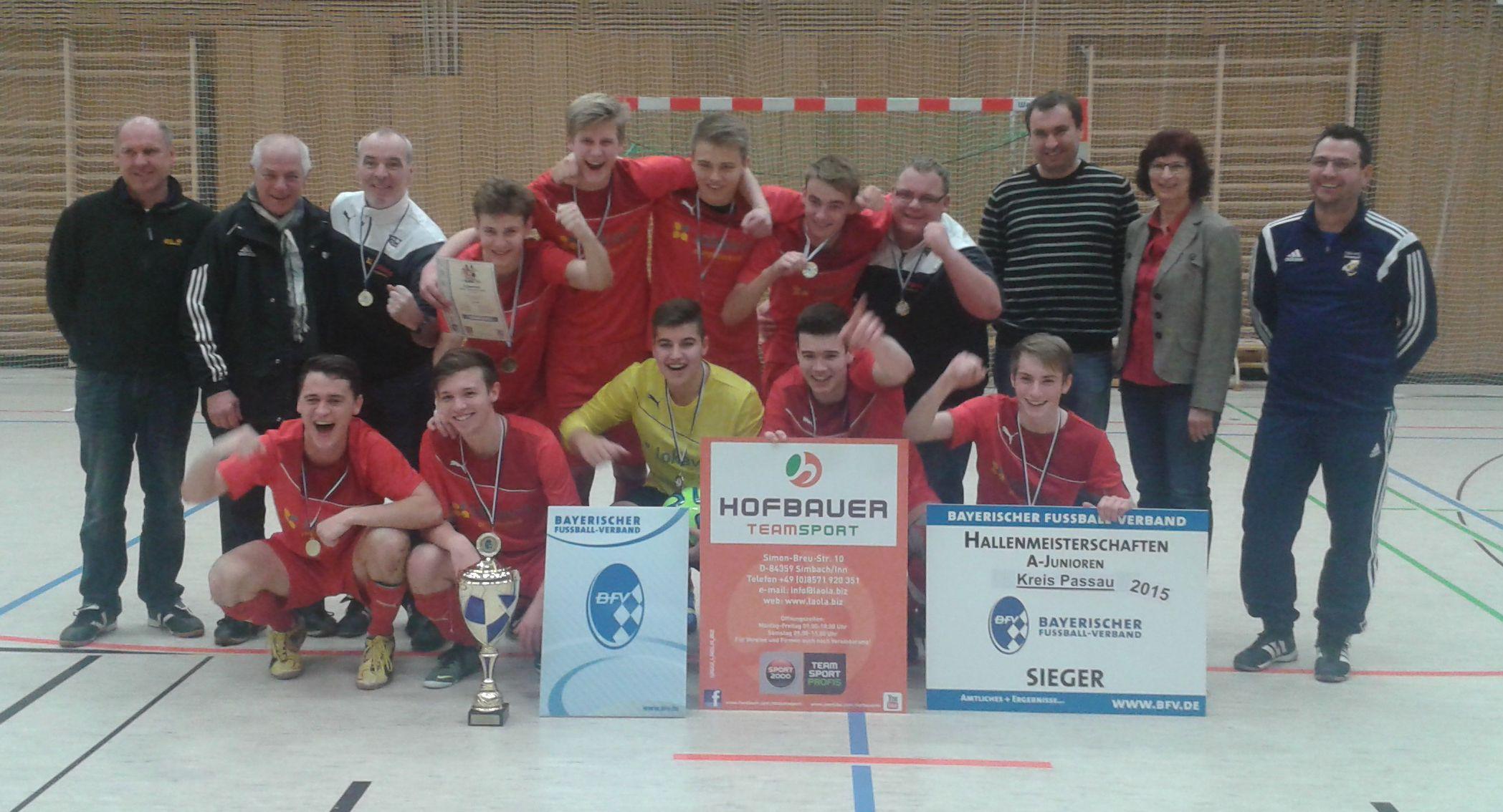 A Jugend Kreismeister 14-15