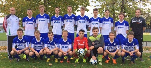 B Jugend 2016-2017